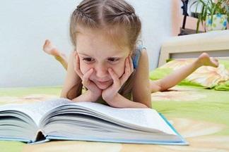 Lesetraining für Kinder