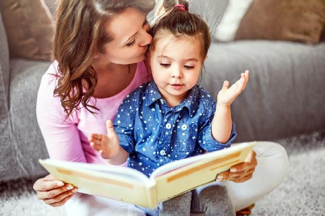 Sprachentwicklung Kind